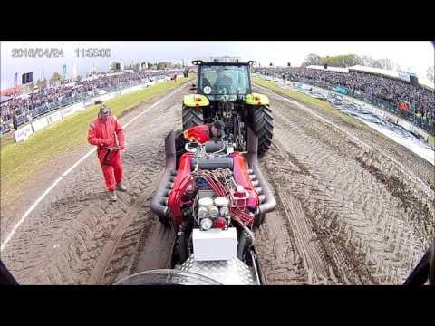 Tractor Pulling Füchtorf 2016 // Wolpertinger Pullingteam