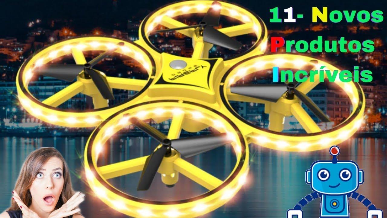 TOP 11 PRODUTOS INCRÍVEIS Smart Review novos Gadgets| 10maisnovosaliexpress