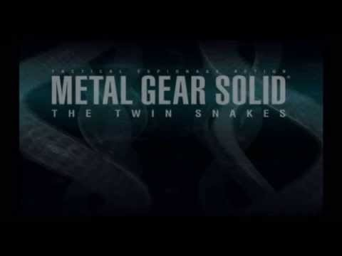 GameCube Longplay [004] Metal Gear Solid: The Twin Snakes (Part 1 of 4)
