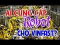 Báo TBKTSG: Những tham vọng đằng sau cuộc chạy đua robot AI