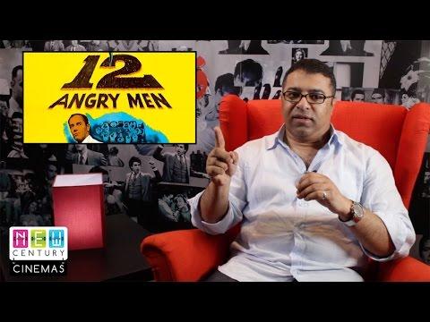 Twelve Angry Men مراجعة بالعربي | فيلم جامد