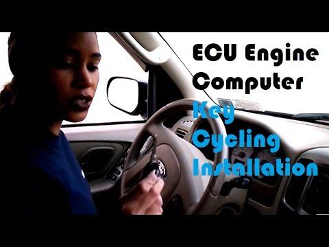 2001 Ford Explorer 4.0L 1L2F-12A650-AND Engine Computer ECM PCM ECU MP2-113