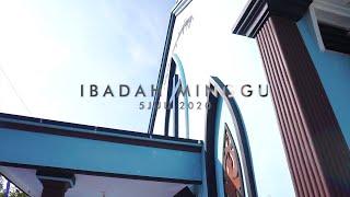 IBADAH HARI MINGGU (ONLINE) 5 JULI 2020 || GKJW JEMAAT PARE