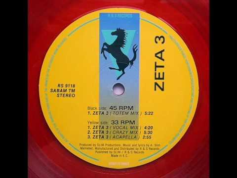 Zeta 3 (Totem Mix) 1991