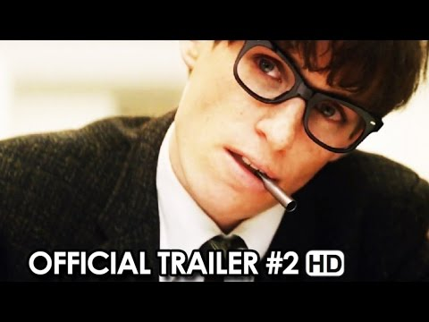 The Theory of Everything Official Trailer #2 (2014) HD streaming vf