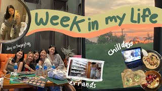 family day in tagaytay, errands out, and a stressed kaila