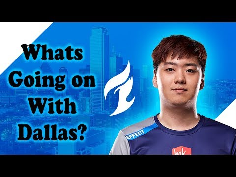 EFFECT Opens Up and Shed Tears About Dallas Fuel Losses, Why is Dallas Losing? How can they improve?