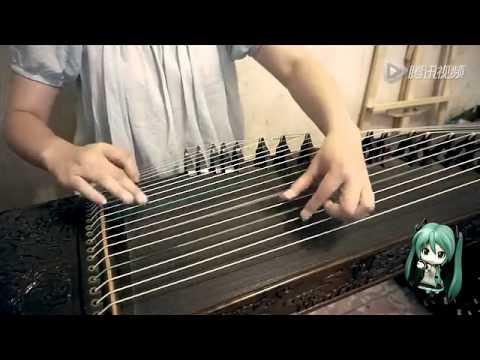 【古筝】千本樱——你可见过如此凶残的练习曲
