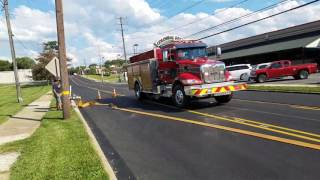 [POV] Responding Code 3 to A Structure Fire Plus On Scene Footage - Spring, Township, PA