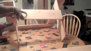 Outside Furniture Series--adirondack Chair