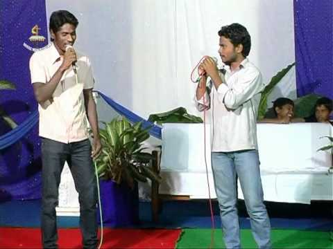 How to Pray the God – Skit performed by nissi youth (Telugu)