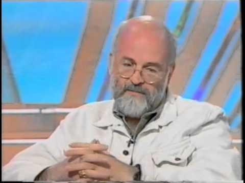 Pebble Mill, 13 04 1995, Terry Pratchett