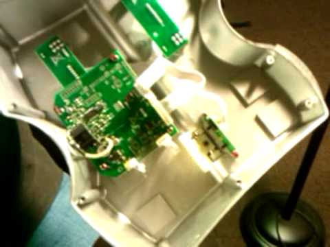 Peavey Sanpera 1 Pedal Modification.wmv - YouTube on
