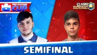 Gambar cover SEMIFINAL PRO PLAYERS CUP - VICTOR VS SAMUEL VALE R$ 1.000 - CLASH ROYALE