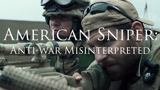 American Sniper: Anti-War Misinterpreted?