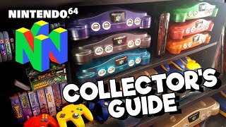 N64 Collector's Guide - Best Budget Games, Console Variants, and More! | Nintendrew