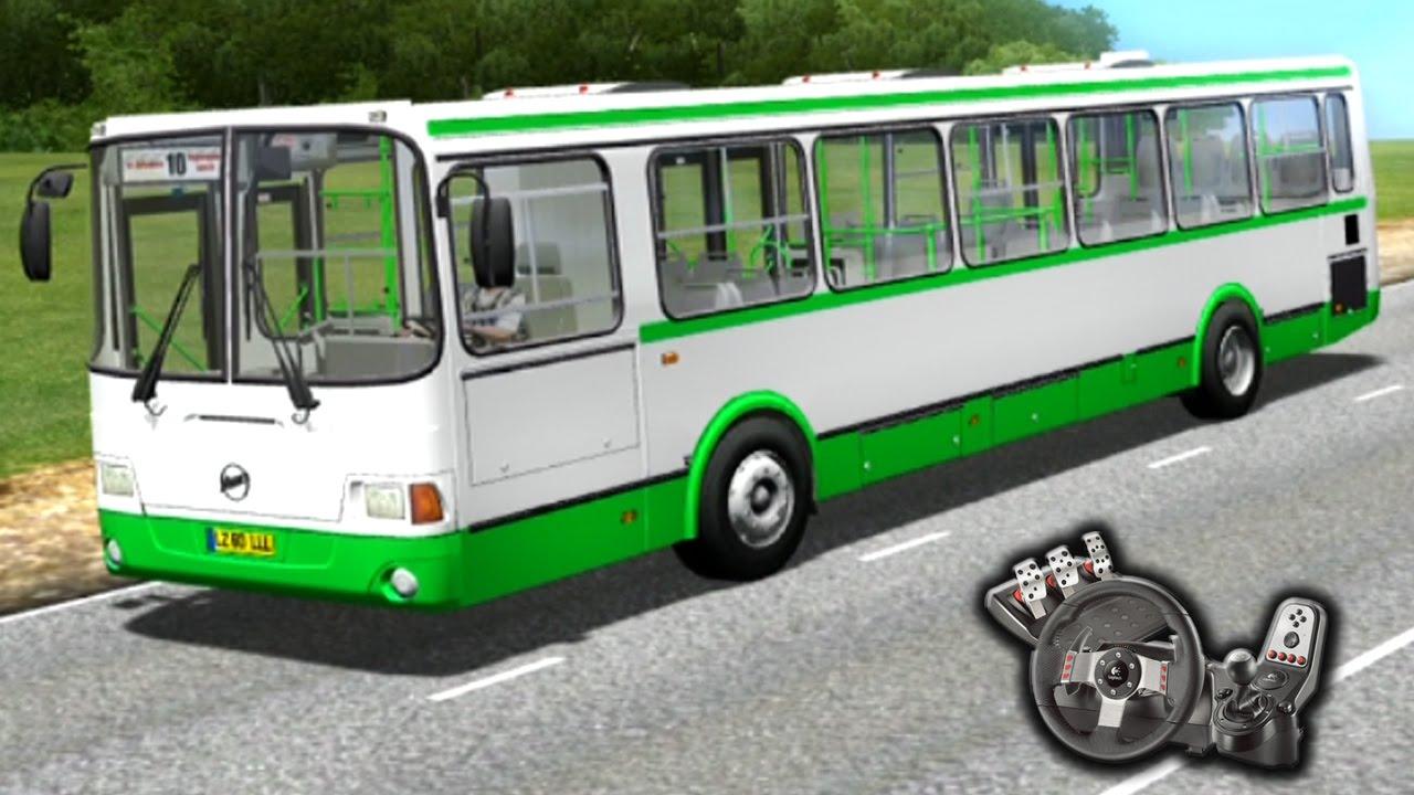 City Car Driving Liaz
