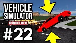 GLITCHED WHEELIE CAR - Roblox Vehicle Simulator #22