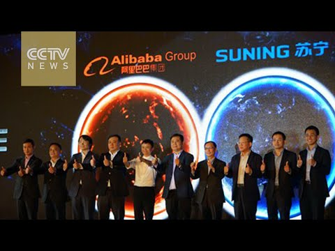 Foes to friends? Alibaba, Suning announce strategic alliance