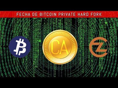 Zclassic + Bitcoin HARD FORK (Bitcoin Private). FECHA y detalles sobre ZCL + BTC (BTCP)