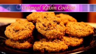 Rachel's Delicious Dishes - Oatmeal Raisin Cookies (cooking Show Ep. 2)