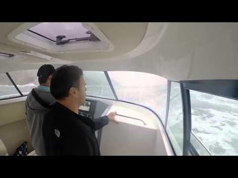 Magson Marine - New Titan 300 EC Delivery
