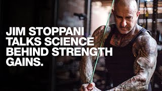 Strength science from Dwayne The Rock Johnson's consultant, Dr Jim Stoppani - Escape Your Limits 65