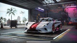 Need for Speed Heat Koenigsegg Regera Gameplay