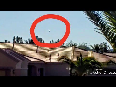 Joe DOES200 ~ VIDEO ~ UNIDENTIFIED AERIAL OBJECT - BLACK MOUNTAIN - NEVADA !