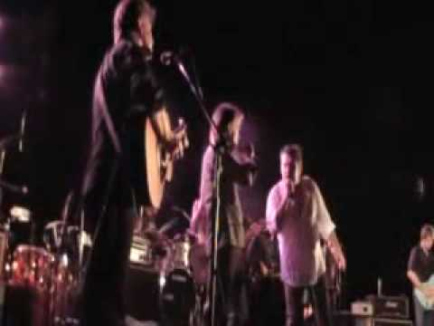 Jimmy Barnes and The Badloves - The Weight - Live