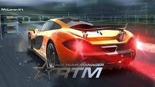 Race Team Manager Android GamePlay Trailer (1080p)