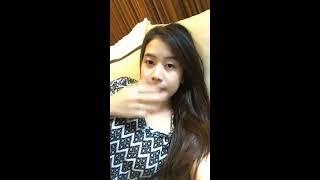 Bigo Live pascol hot pegang uting Thailand Follow @ aomkkms