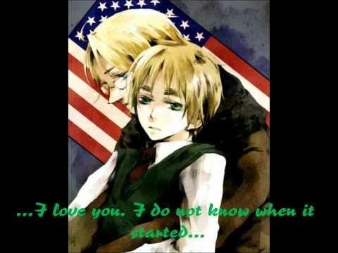 [America x England] Joker Drama CD [R-18 With Translation]