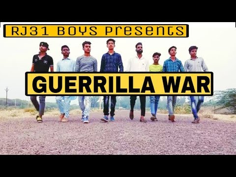 Guerrilla War | Amrit Maan Ft. DJ Goddess | Deep Jandu | RJ31 Boys | Latest Punjabi Song 2017