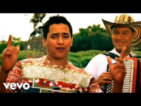 Jorge Celedón, Jimmy Zambrano - La Invitación (Video)