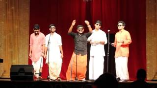 kaanthaa njanum varaam... in  International culturel fest Freiberg 2015