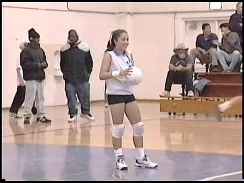 1996-10-29 Girls Volleyball - Mountain View 3 v Los Altos 1
