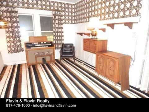 185 Monroe Road, Quincy MA 02169 - Single Family Home - Real Estate - For Sale -