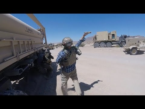 Fort Irwin, CA | BFB OPFOR | THE BOX