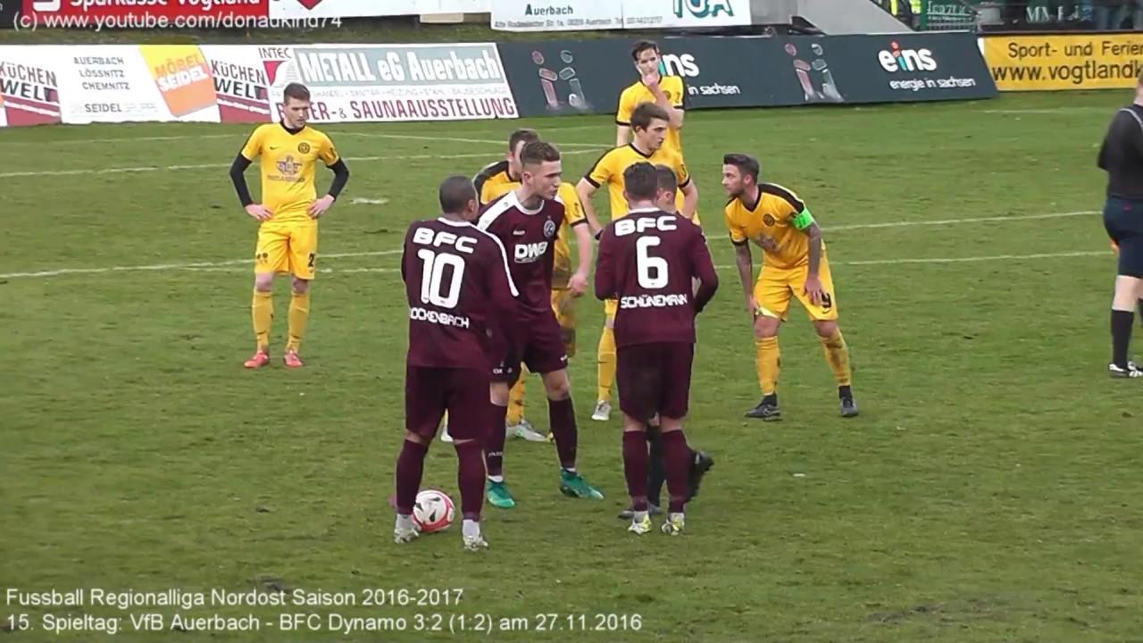 Regionalliga Nordost 16 17