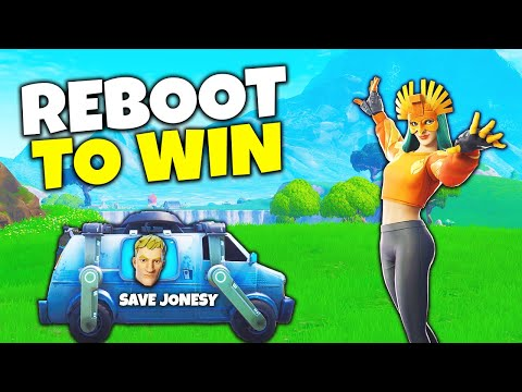 Dominate With Reboot Vans! Fortnite Season 8 Tips