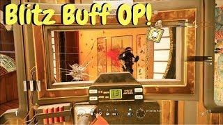 The Blitz We Deserve! - Rainbow Six Siege