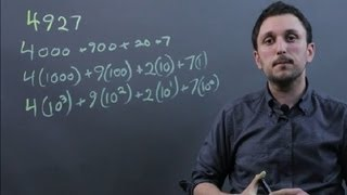 How to Write Numbers in Expanded Form Using Powers of 10 : Math & Geometry Tips