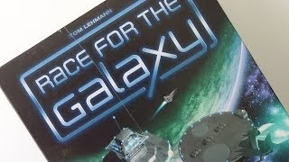 PART 1: How to Play Race for the Galaxy with Gathering Storm