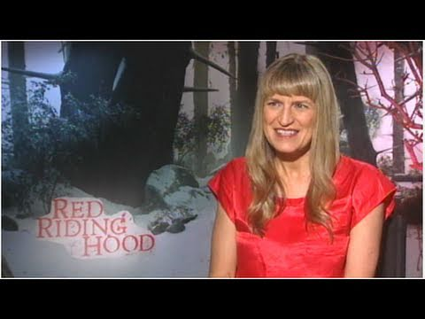 Director Catherine Hardwicke Talks Red Riding Hood & The Twilight Casting Connection!