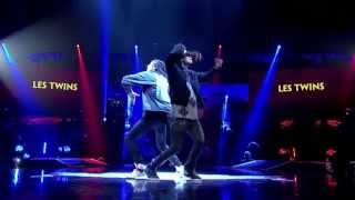 Les Twins Performance @Red Bull BC One World Final 2015