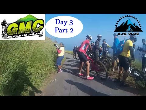 Cycle tours   GMC   2017   Day 3 Part 2   Downhill   Cycling events   Ajsvlog   Indian Cycling Vlog