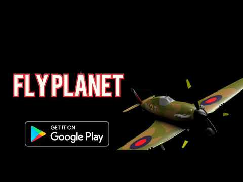 FlyPlanet – Airship hunter