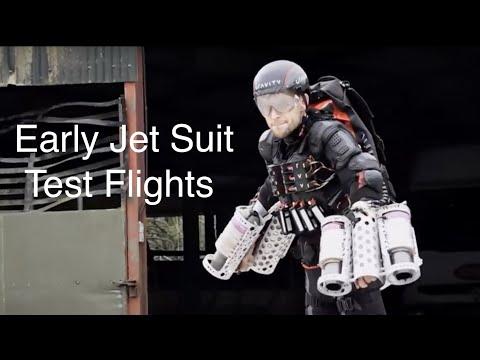 Test Flight - 4th April 2017