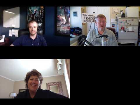 This week in Hospitality Digital Marketing Show 81 Recording Pt1